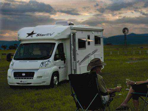 campervan hire france