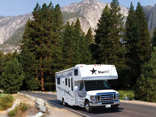 how much is it to rent an rv-2