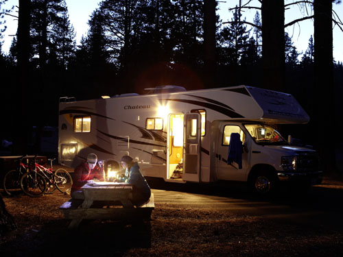 rv rental maryland-1
