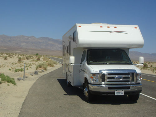 rv rentals in pa-1