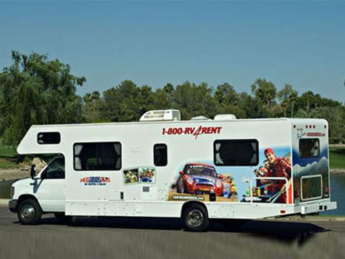 Creative RV Motorhome Rentals In AustampNZealand