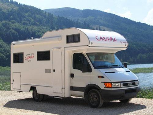 Motorhome Rent in New Zealand | RV hire in New Zealand | NZ Camper